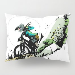 Night Ride Pillow Sham