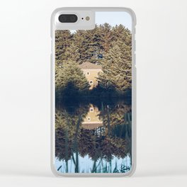 Waterside Reflections pt.3 Clear iPhone Case