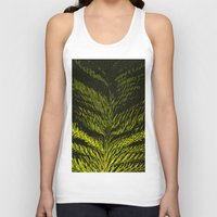 christmas tree Tank Tops featuring christmas tree by gzm_guvenc