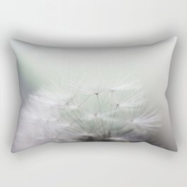 Flying lion teeth Rectangular Pillow