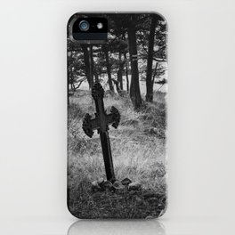 Estonian Gothica iPhone Case