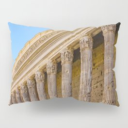 The Pantheon in Rome Italy Pillow Sham