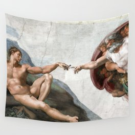 Creation of Juul Wall Tapestry