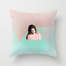 cola Throw Pillow