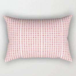 Wordsearch clown Rectangular Pillow