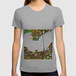 Streets of Hong Kong - Port Victoria T-shirt