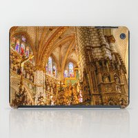 ornate iPad Cases featuring Ornate by John Hinrichs