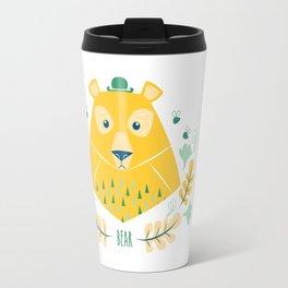 Scandi Bear Travel Mug