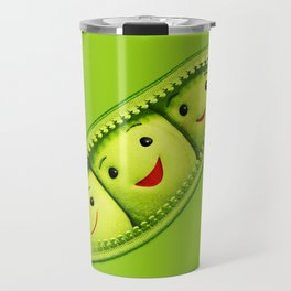 Green Soy Bean Travel Mug