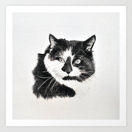 Callaway Art Print