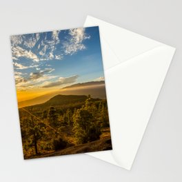 Brujas sunset Stationery Cards
