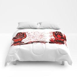 Unchained Comforters