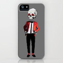 Blurryface Era - Skeleton Clique iPhone Case