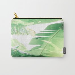 Jungle Abstract II Carry-All Pouch
