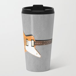 The Explorer Guitar 1958 Travel Mug