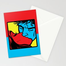 Iconic Kiss Stationery Cards