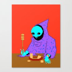 Carrot Soup Canvas Print