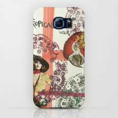 tropical week Slim Case Galaxy S7