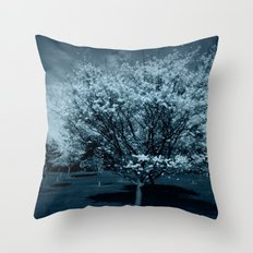 Before the Rain came Throw Pillow