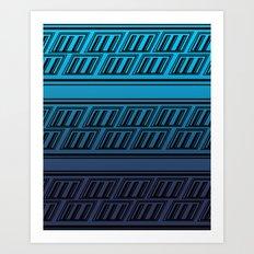 0002 Art Print