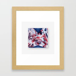 Lucent Forms: Obatake Framed Art Print