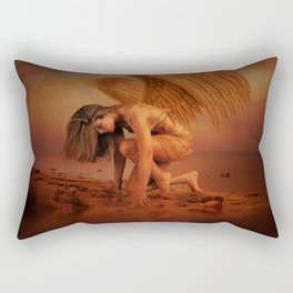 Dawn Rising Rectangular Pillow