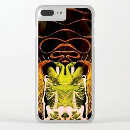 """Tantric Transfigurations"" Clear iPhone Case"