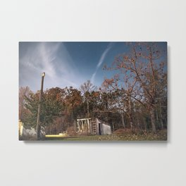 Smokehouse 11pm Metal Print