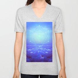 All But the Brightest Stars Unisex V-Neck
