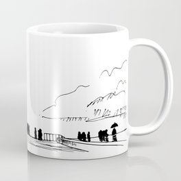 templo bahai Coffee Mug