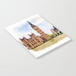 London Calling Notebook