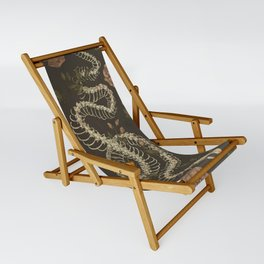 Snake Skeleton Sling Chair