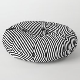 OPattern 01 Floor Pillow