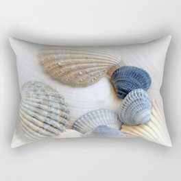 Just Sea Shells Rectangular Pillow