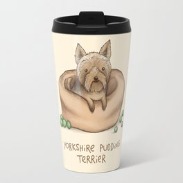 Yorkshire Pudding Terrier Travel Mug