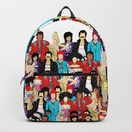 Retro Party 1 Backpack