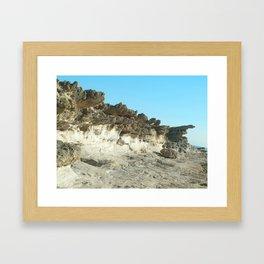 travel collection. Greece Framed Art Print