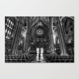 Holy Place Canvas Print
