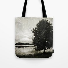 Pine on the Lake Tote Bag
