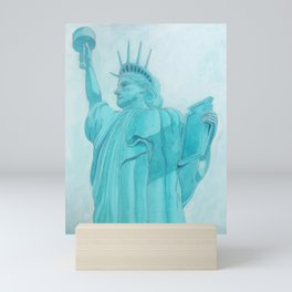 BROOKLYN LIBERTY Mini Art Print