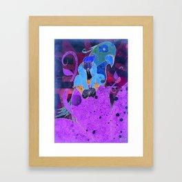 El Gnome! Framed Art Print