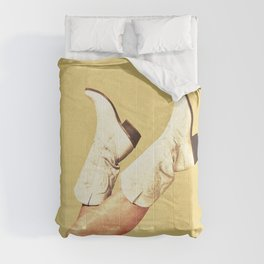 These Boots - Yellow Comforters
