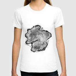 Tree Ring Year T-shirt