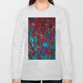 Emerald tree Long Sleeve T-shirt