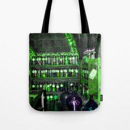Potion Class - Green Hues Tote Bag