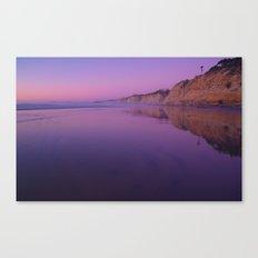 La Jolla Sunset Canvas Print