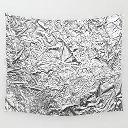 Aluminum Foil Wall Tapestry