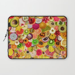 Fruit Madness (All The Fruits) Laptop Sleeve