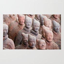 Xian Terracotta Warriors Rug