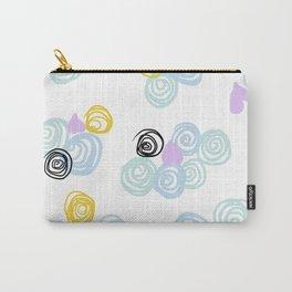 Fan's pattern design- Purple love Ocean Safari Carry-All Pouch
